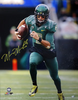 Marcus Mariota Autographed 16x20 Photo Oregon Ducks