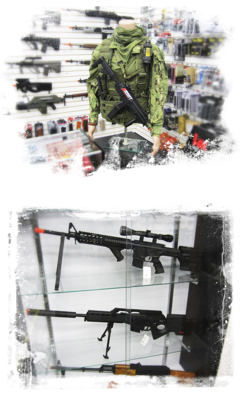 About Airsoft Station