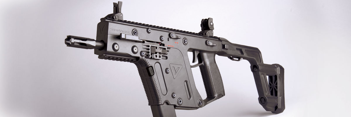 Officially Licensed KRISS VECTOR Airsoft AEG SMG by Krytac