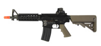 BOLT BRSS SOPMOD Shorty M4 Electric Recoil Tan Airsoft Rifle
