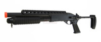 Bravo Full Metal Tac Shot Airsoft Shotgun