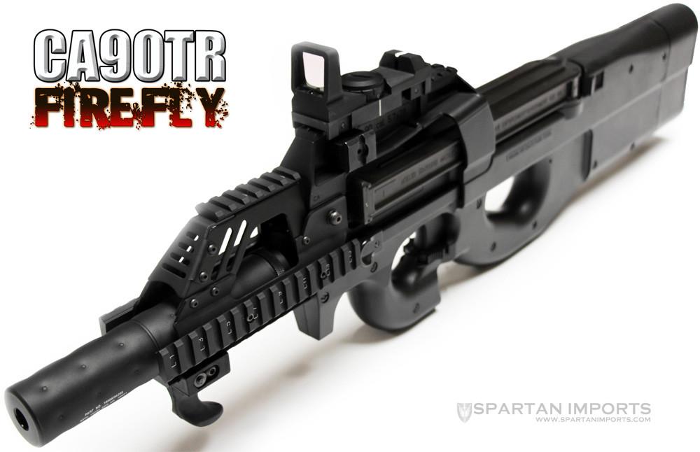 FIREFLY Custom P90 RIS AEG  P90 Custom
