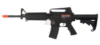 Colt M4A1 Full Auto AEG Airsoft Rifle w/ 2 Mags + Power Booster Pack