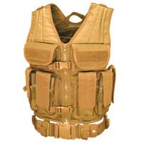 Condor Elite Tactical Vest, Tan