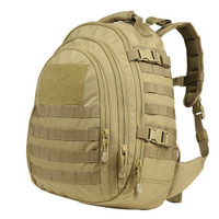 Condor Mission Pack Backpack, Tan