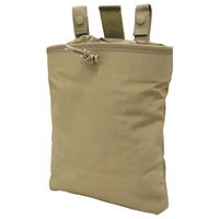 Condor MOLLE 3-fold Mag Recovery Pouch, Tan