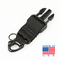 Condor Tactical Sling Shackle Upgrade Kit, Black