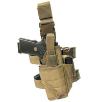 Condor Tornado Tactical Leg Holster, Tan