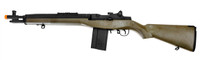 CYMA CM032A M14 SOCOM AEG OD Green Airsoft Rifle