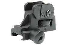 Dboys CQB Rear Sight for M4 AEGs, Full Metal