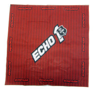 Echo 1 Official Dead Rag, Red/Black
