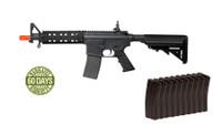 Elite Force CQB Assault Kit w/ 10 Midcap Magazines