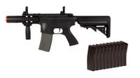 Elite Force CQC Assault Kit w/ 10 Mid Cap Magazines
