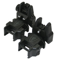Elite Force Flip-Up Sights, Front and Rear Set