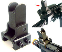 ICS / Olympic Arms M4 / M16 Metal Adjustable Folding Front Sight