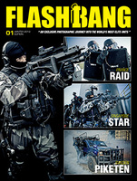 FLASHBANG Magazine, Volume 1