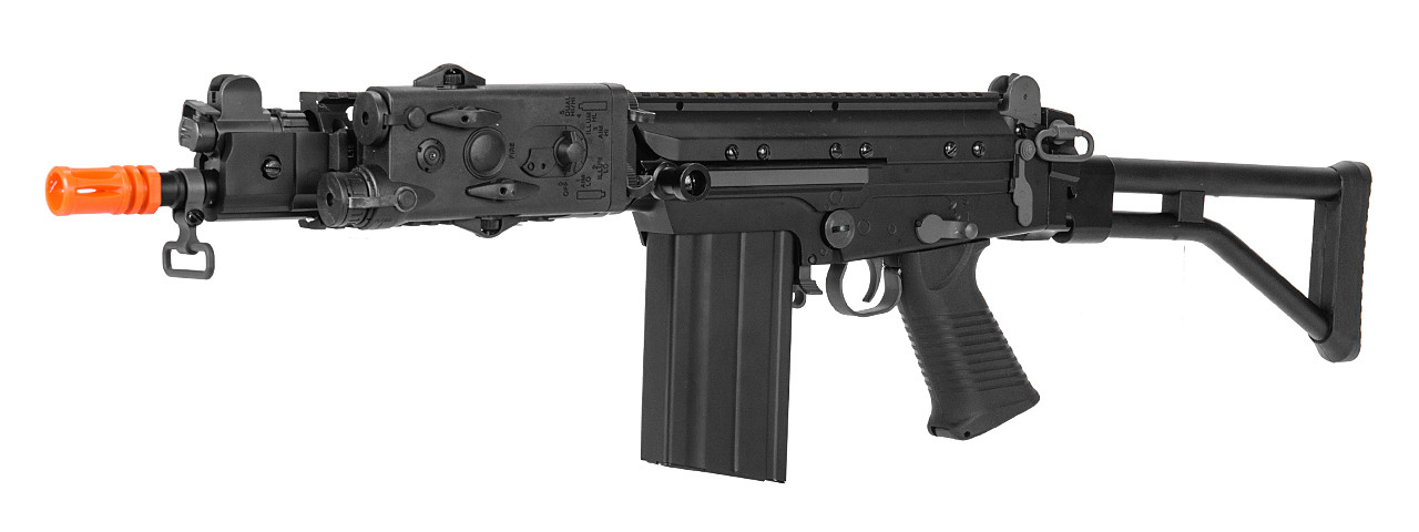 Lancer Tactical M2010-B Full Metal FAL Airsoft RIfle