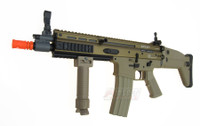 G&G Armament FN Herstal SCAR-L Tan Airsoft Rifle