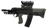 G&G Top Tech L85 AFV Electric Blowback Airsoft Rifle