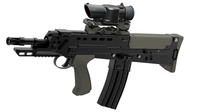 G&G Top Tech L85 AFV Electric Blowback Airsoft Rifle
