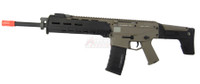 MAGPUL Licensed A&K Masada Full Metal ACR Airsoft Rifle - Tan & Black Two Tone Edition