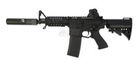 G&P Rapid Fire II M4 QD Barrel Extension Full Metal Airsoft Rifle