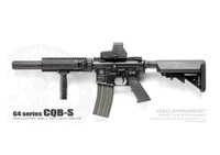 G&G G4 Series CQBS M4 Style Electric Airsoft Rifle