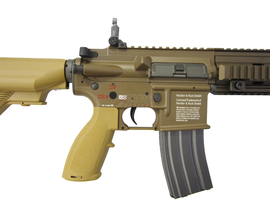 H Amp K M27 Iar Limited Edition Aeg By Elite Force Vfc