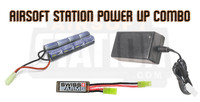 AEG Power Up Kit w/ 9.6v Battery, Smart Charger, and Burst Unit