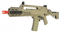 ICS G33 AEG Desert Tan Airsoft Rifle
