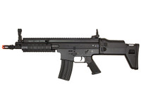 AGM SCAR Metal GB Semi / Full Auto Electric Rifle, Black