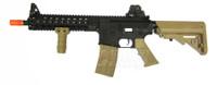 G&P LMT Defender 2000 Full Metal RAS Proline M4 AEG by ASG, Sand