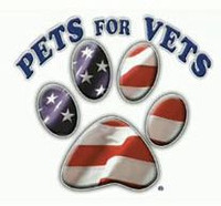 Pets For Vets Donation and 2014 Holiday Raffle Entry