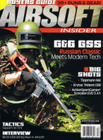 Airsoft Insider Magazine Winter 2014