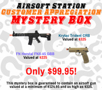 Airsoft Station Customer Appreciation Mystery Box