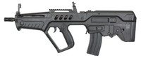 S&T Armament Tavor TAR-21 CQC Explorer AEG, Black, Metal Gearbox Version