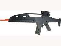 SRC XM8 Gen II AEG Metal Airsoft Rifle AEG, Black