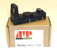 AMP Tactical Reflex Red Dot Sight