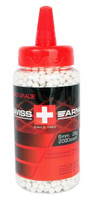 Swiss Arms Pro Grade 0.20g BBs, 2000 ct Bottle