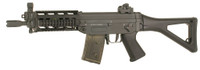 Swiss Arms Sig 552 RIS Blowback Full Metal AEG Airsoft Rifle with Blowback