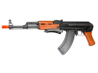 SRC TSD Tactical Gen-II AEG model AK47S Under Folding Stock