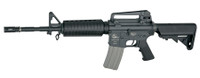 Armalite M15 A4 AEG Airsoft Rifle, LMT Licensed Sportline Package w/ 2 Mags and Speed Loader
