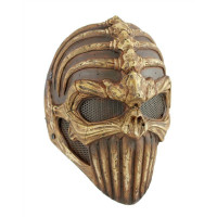 "Army of Two FMA ""Spine Tingler"" Face Mask, Stamped Steel Mesh"