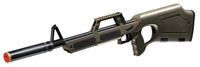 Walther G22 AEG & Spring, Dark Earth Brown Airsoft Rifle