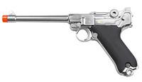 WE/TSD Tactical P08-Metal GBB Airsoft Pistol SDWEM08ARC