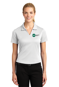 Ladies Dri-Mesh V-Neck Polo