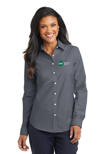 Embroidered Ladies SuperPro Oxford