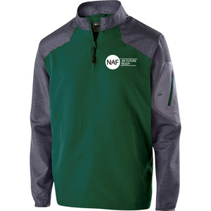 Holloway Raider Pullover (Green)