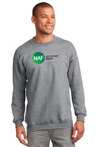 Essential Fleece Crewneck Sweatshirt (Heather)