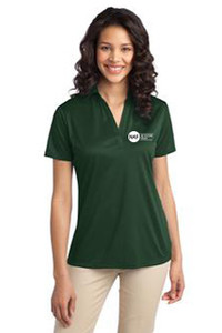 Ladies Silk Touch Performance Polo (Green)